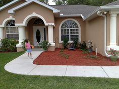 landscaping designs for small front yard decorating ideas - Front Yard Landscape Design Ideas