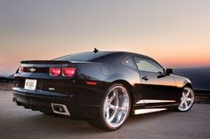 2010 Chevy Camaro SS - Custom Solid Axle-Converted 500 RWHP Fifth ...