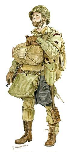 Commando de France 1944, pin by Paolo Marzioli