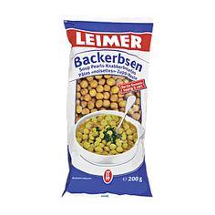 LEIMER Backerbsen 200g