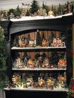 Jolee's Boutique Scrapbooking Embellishments, Mini Reindeer - My Cute Christmas Christmas Town, Christmas Villages, Noel Christmas, Merry Little Christmas, Country Christmas, Winter Christmas, Christmas Crafts, Christmas Ideas, Christmas Jokes