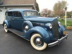1937 Packard 120 1091