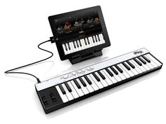 Do you Love creating MIDI Music, Create it with iRig Keys. Check out the amazing DEMO video