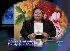 Dr. Afshan Hashmi in March18 talking about on her TV show Glam world with DrAfshan Hashmi about fashion designer Dolce and Gabana  Enjoy and Cheers!   Dr.Afshan Hashmi   Best-selling Author,Radio and Tv Personality   afshanhashmi.com  drafshanhashmi.com