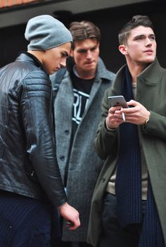 """rickowensismydaddy: """"London Collection: Mens """""""