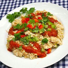 Southwest Chicken Quinoa