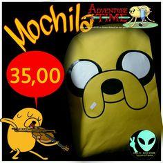 Veja nosso novo produto Mochila Jeick A hora da Aventura ! Se gostar, pode nos ajudar pinando-o em algum de seus painéis :)