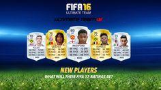 What should their #FIFA17 ratings be? #FIFA #FUT #Rashford #Sanches #Dembélé #Pulisic #Donnarumma