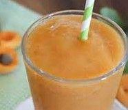 Ladybug's Sweet Treats: Apricot Slush