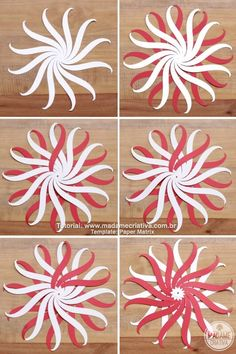 DIY Paper Balls With Template. beautifulchristmasdecorations - DIY Paper Balls With Template. beautifulchristmasdecorations DIY Paper Balls With Template. Origami Ornaments, Paper Christmas Ornaments, Christmas Crafts, Christmas Decorations, Papier Diy, Paper Balls, Paper Crafts Origami, Diy Origami, Origami Ball