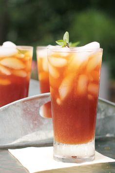 Basil Recipes, Herb Recipes, Vegan Recipes, Dinner Recipes, Cinnamon Basil, Arnold Palmer, Simple Syrup, Yummy Drinks, Summer Recipes