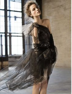 via Christine Frederick onto fashion sense