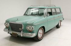 Do you want an unusual station wagon from the first half This 1963 Studebaker Daytona you meet not here! Station Wagon Cars, Civil War Photos, Chevrolet Chevelle, New Trucks, Jeep Grand Cherokee, Vintage Cars, Retro Vintage, Honda Accord, Old Cars