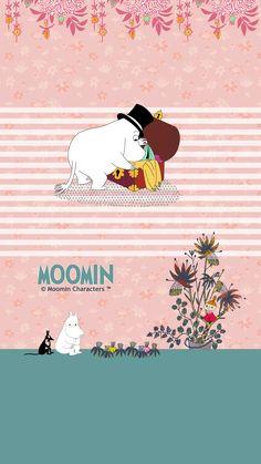 New screen illustration movie posters 40 Ideas Moomin Wallpaper, Iphone Wallpaper, Cartoon Photo, Cute Cartoon, Little My Moomin, Character Illustration, Illustration Art, Tove Jansson, Diy Screen Printing