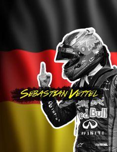 #SebastianVettel #Forma-1 #F1
