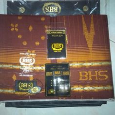 Kain srung BHS Original Kualitas super Kartu garansi keaslian produk Rp. 1.340.000