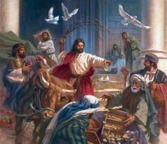 Io e un po' di briciole di Vangelo: (Mc 11,11-25) La mia casa sarà chiamata casa di pr...