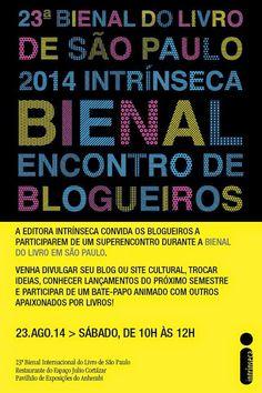 ..:: Fundo Falso ::..: Bienal: Encontros para Blogueiros, leitores e afins!