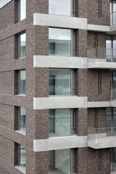 Boltshauser Architekten, Kuster Frey · Residential Site Wyden #continuitymsa