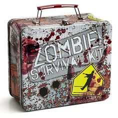 an absolute necessity.  for real.    Google Image Result for http://www.geekalerts.com/u/Zombie-Survival-Kit-Lunch-Box.jpg