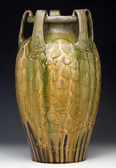 Bruce Gholson - Bulldog Pottery - Seagrove, NC
