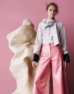 Frederikke Sofie, Adrienne Jüliger by Ben Toms for Vogue China January 2016 5