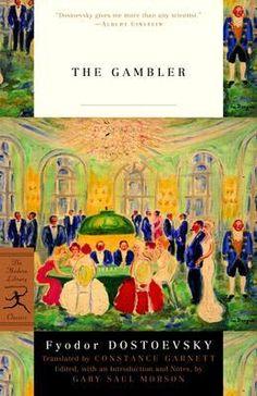 The Gambler, poker