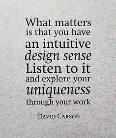 Uniqueness - David Carson's quote on design David Carson Design, Quote Typography, Typo Design, Wise Quotes, Words, Inspiration, Biblical Inspiration, Wisdom Quotes, Horse