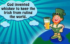 Funny Irish saying