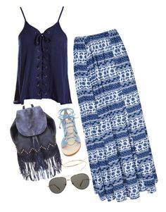 """EffortlessEnsembles.."" by loz-s ❤ liked on Polyvore featuring Sans Souci, Glamorous, Cornetti, Liquorish and Linda Farrow"