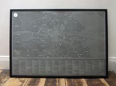 """The Ulysses Map - (Nur nicht unter """"Infografick"""" eingeordnet, weil man auf dem Photo nichts erkennen kann.)"""