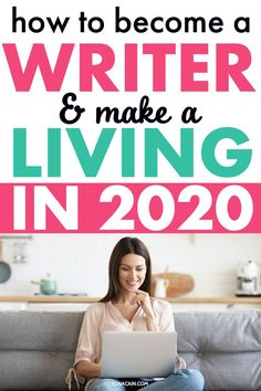 How to Become a Writer And Make a Living in 2020 (Complete Guide) – Elna Cain - bitcoinforbeginners Make Money Writing, Writing Advice, Blog Writing, Creative Writing, Career Advice, Online Writing Jobs, Freelance Writing Jobs, Online Jobs, Make Money Online