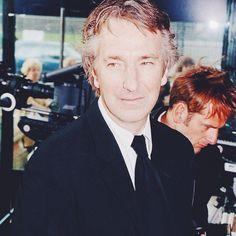 April 29, 1997 - Alan Rickman at the BAFTA Awards