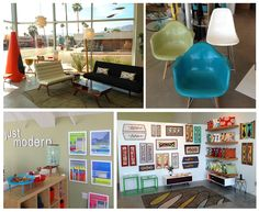 Modernica in Palm Springs at Just Modern