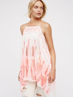 Flower Power Tunic at Free People Clothing Boutique