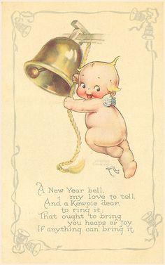 New Year Kewpie