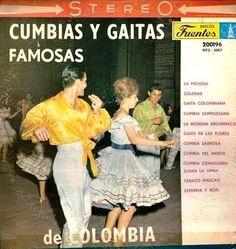 Cumbias Y Gaitas Famosas De Colombia コロンビアの強烈コンピレーション。 1973発のヴィンテージものですね。もはや! このあたりのジャンルはコンピからどんどん掘っていくほうがいいですわ。 cumbia名曲、La Sonora CienagueraからLucho Bermudez、 Los Satelitesまでイイトコどり。
