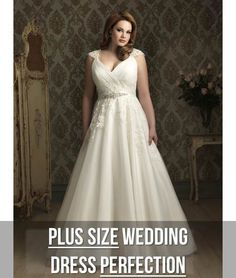 Slide271 Your Body Shape and Your Wedding Dress: Plus Size Perfection