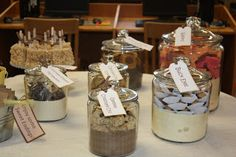 Favors...cookie bar