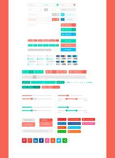 Flatex UI Kit Pro,