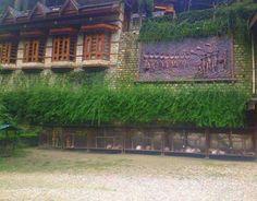 #Pet friendly resort # kasol #Parvati valley #Manikaran — at the himalayan village resort.