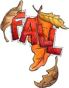 589 best clip art fall autumn clipart images on pinterest