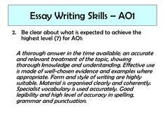 a level essay writing Lesson 7 key skills – essay writing Essay Writing Examples, Essay Writing Skills, Essay Prompts, Writing Lessons, Writing A Book, Thesis Writing, Article Writing, Writing Help, Essay Outline Template