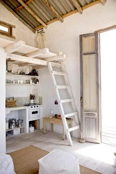 Small-Space Living: 13 Radical Tiny Cottages: Remodelista