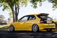 Honda Civic Type-R - CTR - EK9 - via kchow510 (K Chow Photography) on Flickr