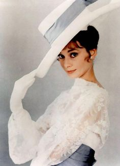 My fair lady...Audrey Hepburn
