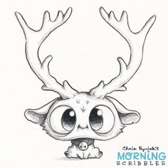 Chris Ryniak - Morning Scribbles
