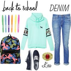 Back toschool andschool outfit ideas for 2017 (26)