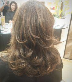 Bronde Hair