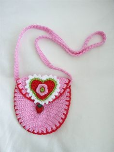 For Izzy.. Or any little girl who is crazy about Strawberry Shortcake :)